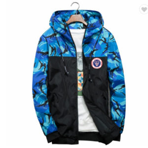 trap circle exclusive camp jacket