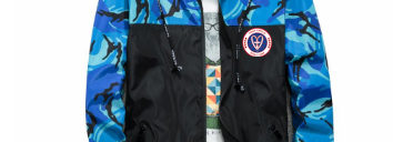 trap circle exclusive camp jacket